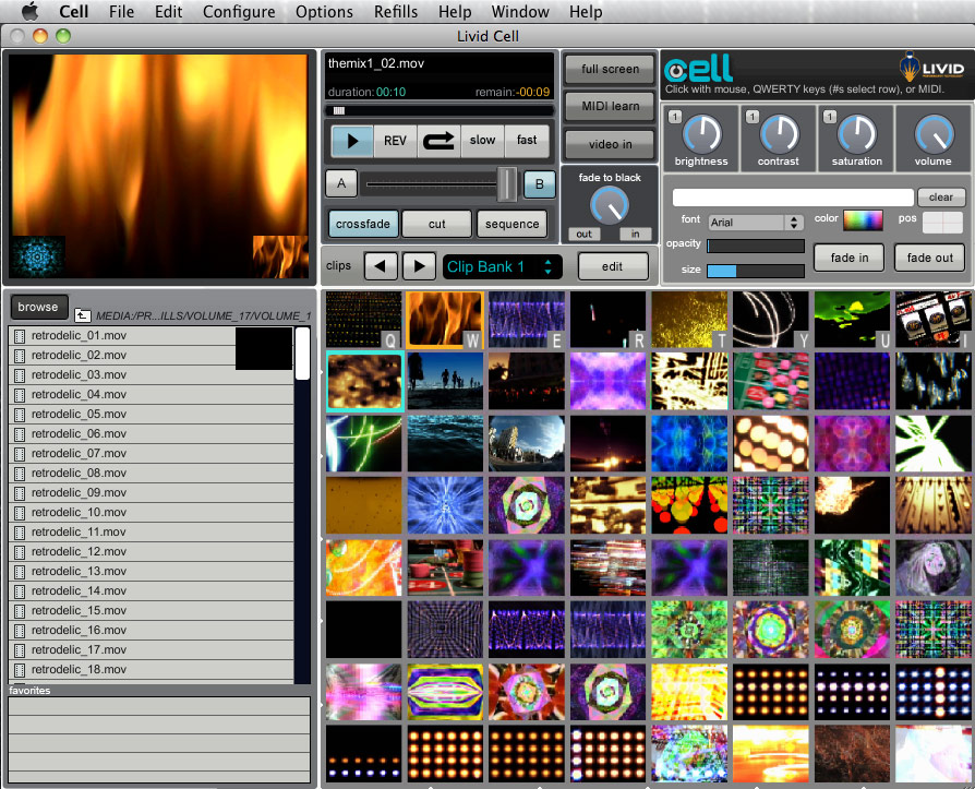 Cell for Mac OS X 2.51 full